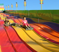 Dragstrip Mega Slide